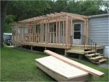 Mobile Home Addition Plans Addition to Mobile Home Plans