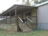 Mobile Home Deck Plans Decks and Porches the Mobile Home Woman