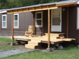 Mobile Home Deck Plans Free Covered Deck Addition Design In Construction Tagged