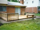 Mobile Home Deck Plans Free Deck Designs Decks Mobile Homes Double Wide Building