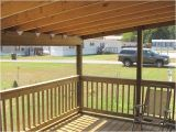 Mobile Home Deck Plans Free Job Photos