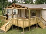 Mobile Home Deck Plans Free Photos Of Modular Home Deck Plans Mobile Homes Ideas