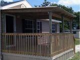 Mobile Home Deck Plans Porch Designs for Mobile Homes Mobile Home Porches