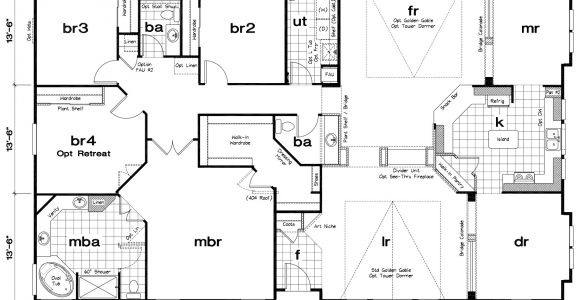 Mobile Home Designs Plans Modern Mobile Home Floor Plans Mobile Homes Ideas