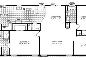 Mobile Home Floor Plans Alabama Manufactured Homes Floor Plans Alabama