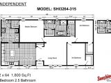Mobile Home Floor Plans Alabama Suburban Manufactured Homes In theodore Al Manufactured