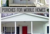 Mobile Home Front Porch Plans 9 Beautiful Manufactured Home Porch Ideas