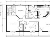 Mobile Home Layout Plans Manufactured Home Plans Smalltowndjs Com