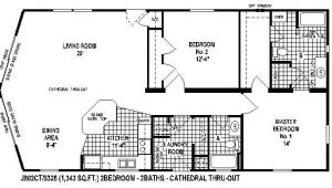 Mobile Home Plans Double Wide 10 Great Manufactured Home Floor Plans Mobile Home Living