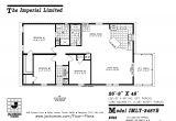 Mobile Home Plans Imlt 3487b Mobile Home Floor Plan Ocala Custom Homes