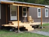 Mobile Home Porch Plans Front Porch Designs for Different Sensation Of Your Old