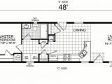 Mobile Home Trailer Floor Plans the Best Of Small Mobile Home Floor Plans New Home Plans
