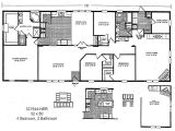 Mobile Homes Floor Plans Double Wide 3 Bedroom Double Wide Mobile Home Floor Plans Http