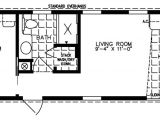 Mobile Tiny Home Floor Plan Small Mobile Homes Small Home Floor Plans