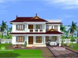 Model Home Plans 2600 Sq Feet Kerala Model House House Design Plans