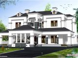 Model Home Plans Victorian Model House Exterior Kerala Home Design and
