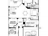Model Homes Floor Plans Trilogy at Vistancia Sidus Floor Plan Model Home Shea