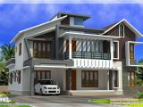 Moden House Plans Modern Contemporary Home In 2578 Sq Feet Kerala Home