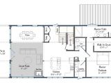 Modern Barn Homes Floor Plans Contemporary Barn House Plans the Montshire
