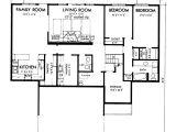 Modern Berm House Plans Genesta Contemporary Berm Home Plan 072d 1088 House