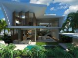 Modern Coastal Home Plans Modern Beach House Chris Clout Design