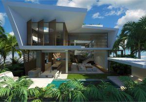Modern Coastal Home Plans Modern Beach House Chris Clout Design