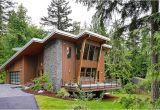 Modern Cottage Home Plans Impressive Modern Cottage at the Base Of Squak Mountain