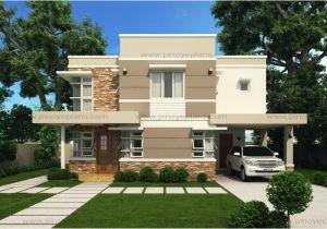 Modern Estate Home Plans Modern House Design Series Mhd 2012006 Pinoy Eplans
