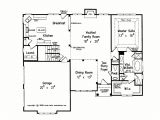 Modern Family Home Plan Eplans New American House Plan Modern Family Home 2044