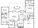 Modern Family Home Plan Modern Family House Floor Plan Homes Floor Plans