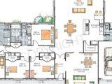 Modern Family Home Plan Modern Family House Floor Plans