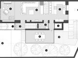 Modern Family Home Plan Second Modern Family House Floor Plan Modern House Plan