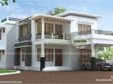 Modern Flat Roof Home Plans 2531 Sq Ft Flat Roof Modern House Kerala Home Design and