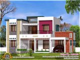 Modern Flat Roof Home Plans Contemporary Modern House Plans with Flat Roof