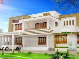 Modern Flat Roof Home Plans Modern Flat Roof House Plan by Vision Int Arch Kerala