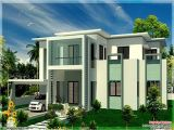 Modern Flat Roof Home Plans Modern Flat Roof House Plans