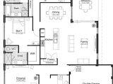 Modern Floor Plans for New Homes 4 Bedroom House Plans Home Designs Celebration Homes