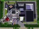 Modern Floor Plans for New Homes Best Of Modern House Floor Plans Sims 3 New Home Plans