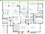 Modern Floor Plans for New Homes Contemporary Courtyard House Plan 61custom Modern