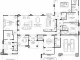 Modern Home Design Floor Plans Contemporary Floor Plan