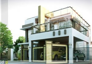 Modern Home Design Plans Modern House Designs Series Mhd 2014010 Pinoy Eplans