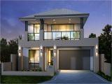 Modern Home Design Plans Modern Two Storey House Designs Modern House Plan