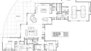 Modern Home Designs Floor Plans Luxury Luxury Modern House Floor Plans New Home Plans Design