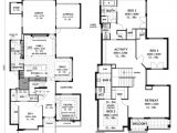 Modern Home Designs Floor Plans Modern Home Floor Plans Houses Flooring Picture Ideas
