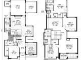 Modern Home Designs Floor Plans top Modern House Floor Plans Cottage House Plans