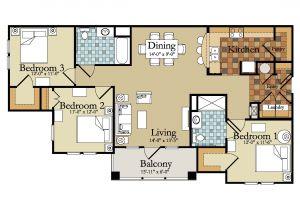 Modern Home Floor Plans Designs Small House Plans 3 Bedroom Simple Modern Home Design Ideas
