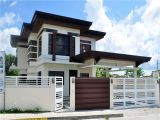 Modern Home Plans and Designs Awesome 2 Storey Modern House Designs and Floor Plans