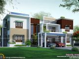 Modern Home Plans and Designs Contemporary Modern House Plans with Flat Roof Home Deco