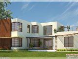 Modern Home Plans Beautiful Contemporary Home Designs Kerala Home Design