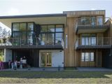 Modern Home Plans for Sale Three Level Waterfront Modern Home Bainbridge island